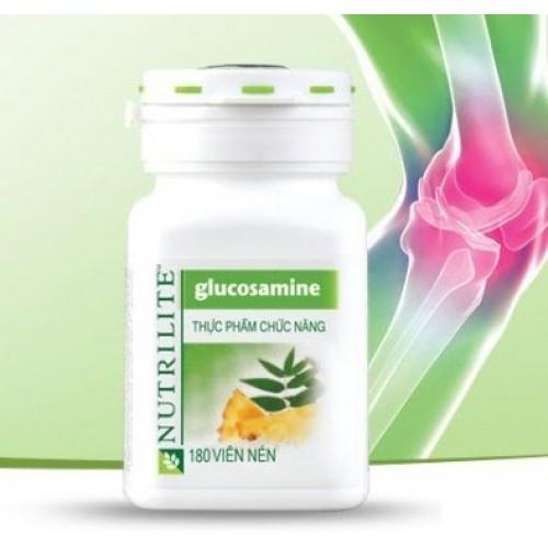 Glucosamine Amway bổ sung dịch nhờn cho khớp, giúp khớp xương chuyển động linh hoạt,