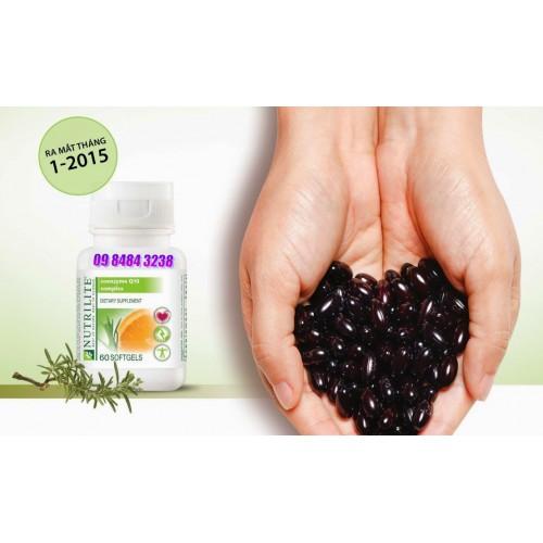 Coenzyme Q10 Complex Thực phẩm chức năng viên nang mềm Nutrilite