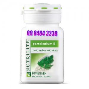 Vitamin E Amway  Thực phẩm chức năng Nutrilite Parselenium E