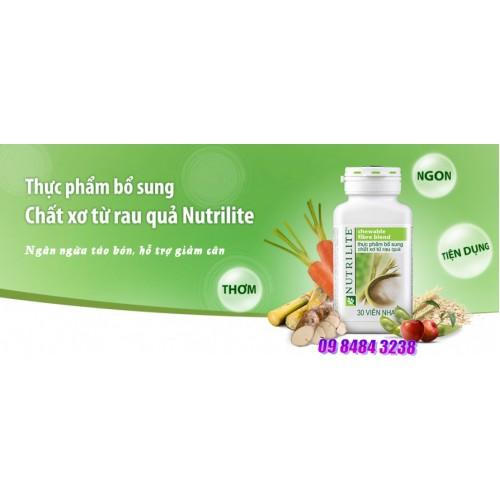 Chất xơ từ rau quả Nutrilite Thực phẩm bổ sung
