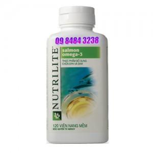 Salmon Omega 3 chứa EPA và DHA Amway Thực Phẩm Bổ Sung Nutrilite