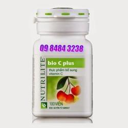 Vitamin C Nutrilite Bio C Plus Amway Thực phẩm bảo vệ sức khỏe