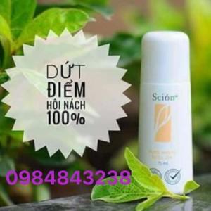 Lăn Khử Mùi Scion™ Pure White Roll On Nuskin Khử Mùi Cơ Thể hiệu quả