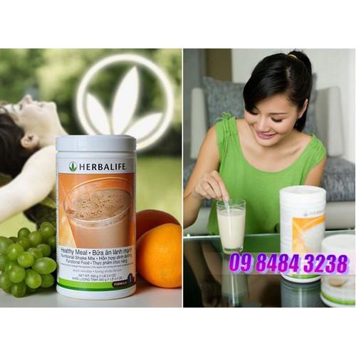 Herbalife Healthy Meal F1 Sữa bột  thay thế bữa ăn