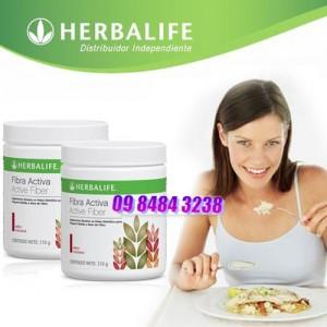 Chất xơ hoạt hóa Herbalife Active Fiber Complex - Hỗ trợ sức khỏe tiêu hóa