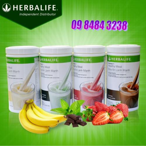 Bộ ba Herbalife giảm cân cơ bản(F1+F2+PP)