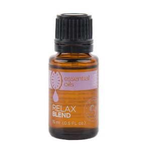 TAHITIAN NONI ESSENTIAL OILS RELAX BLEND (Tinh Dầu Relax)
